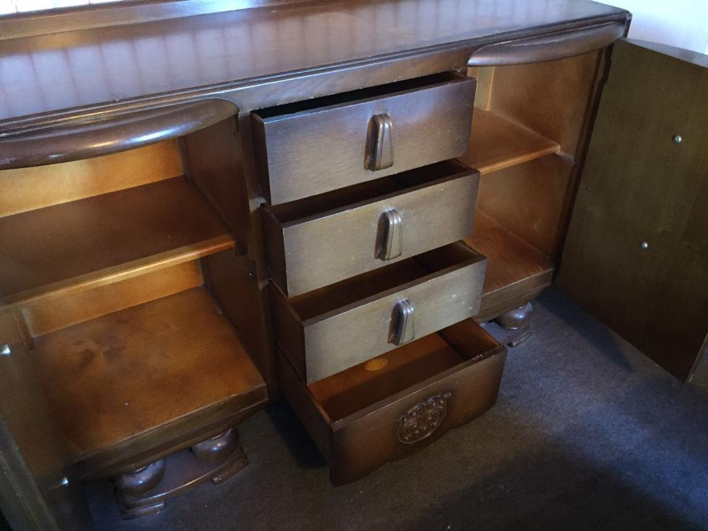 Vintage Sideboardin Ashby de la Zouch, LeicestershireGumtree - Lovely vintage sideboard for sale. Must collect from ashby de la Zouch. Please text NOT call I work all week