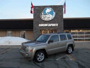2010 Jeep Patriot Sport/North 4X4! FINANCING AVAILABLE!