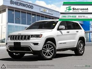 2017 Jeep Grand Cherokee Limited Only 10,000KMS!!