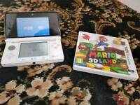 Nintendo 3ds Ice White (Local Delivery)