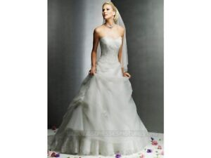 Maggie Sottero Jean wedding dress