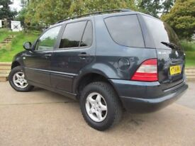 looking for an old or scrap Mercedes ml 270 for parts ml270
