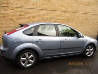 Ford Focus Zetec Climate (5 Door Hatchback) Petrol - 1.6 (12 months MOT) 2005 -Reliable Runner