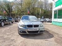 BMW 3 SERIES 320d M Sport **FULL SERVICE HISTORY**New MOT (grey) 2009