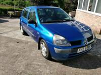 2004 Renault Clio for sale