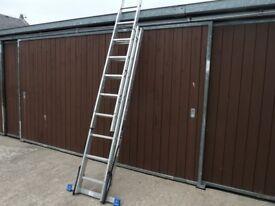 Youngman Combi 100 Combination Ladder (3 x 8 rung)