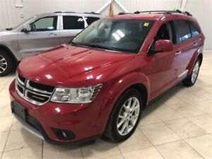 2018 Dodge Journey GT AWD *CUIR*CAMÉRA*MAGS 19P*7 PLACES*