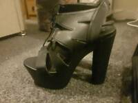 Selection of size 6 new Woman's heels