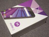 Motorola Moto G 16GB / 2GB RAM water-resistant mobile smartphone