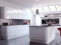 White Gloss Kitchen Complete Modern... Hurry limited stock!