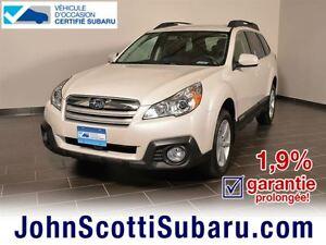 2013 Subaru Outback 2.5i CUIR 1.9%