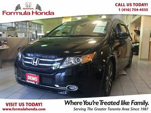 2016 Honda Odyssey TOURING |  DEMO! | OVER ADDITIONAL $3000 UPGR
