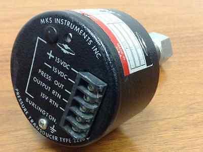 Mks Instruments - Model 222bhs-b-b-10 - Pressure Transducer