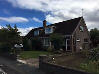 Lovely semi detached house in quiet residential area - Seaforth Road, Broughty Ferry