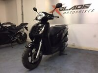 Honda Ps 125cc Automatic Scooter, Black, 1 Owner, Good Condition, ** Finance Available **
