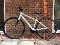 CANNONDALE QUICK4 WOMAN HYBRID BIKE In great conditions
