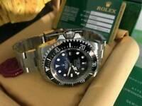 Rolex Deepsea Sea Dweller James Cameron Version