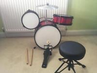 Kids professional drum kit