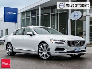 2017 Volvo S90 T6 AWD Inscription *Vision, Clim, Conv, HUD*