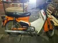 Honda c cub 90