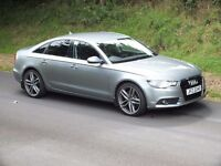 Mint 2012 **NEW MODEL**Audi A6 3.0 V6 TDI SE Quattro Auto,trade in considered, credit cards accepted