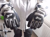 Motorcycle gloves PROGRIP size M