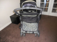 Silver Cross Linear Freeway Pram and Travel System