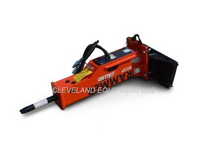 Allied R02p Rammer Hammer Concrete Breaker Attachment Bobcat Mt85 Mt100 463 S70