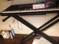 Yamaha electric keyboard PSRF51