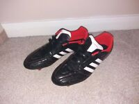Adidas Football boots - size 11