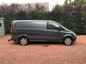 One owner driver, full Mercedes-Benz service history, 143000 miles, two keys, price £8500 no vat.