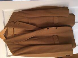 Mens Aquascutum Jacket. 100% Pure Cashmere. 42 L