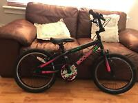 Two girls bikes for sale