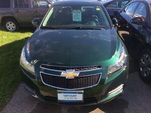 2014 Chevrolet Cruze 2LT ~ REAR CAMERA ~ LEATHER!! London Ontario image 10