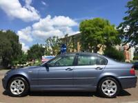 Stunning BMW 325i saloon very rare to find