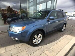 2010 Subaru Forester X Limited AWD LEATHER MOONROOF NEW BRAKES