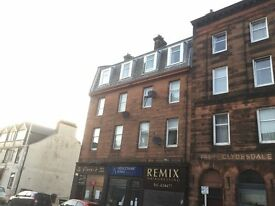 1 Bed flat to rent in Gourock with balcony, great views