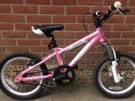 """Girls Bike Carrera Luna 16"""""""