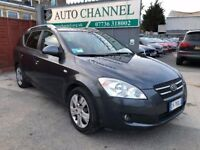 KIA Cee'D 1.6 2 Estate 5dr£2,995 p/x welcome LEFT HAND DRIVE, READY FOR EXP
