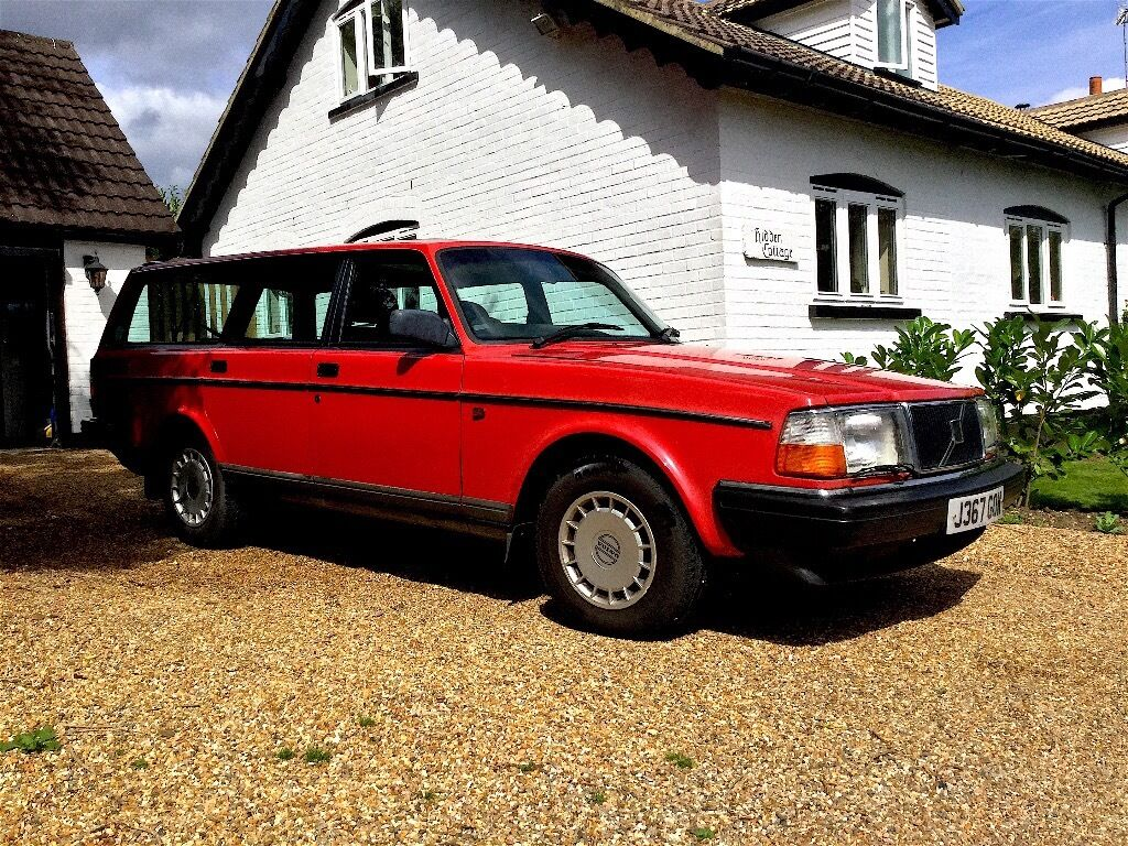 2018 volvo 240. Plain 2018 Volvo 240 GL 1991 125000 Miles MOT UNTIL MAY 2018 Throughout Volvo H