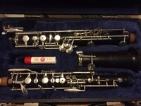 Howarth S10 oboe for sale (second hand, good condition)
