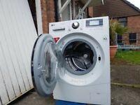 LG washer dryer 12kg/8kg