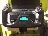 Saitek Pro Flight Yoke & Throttle Quadrant