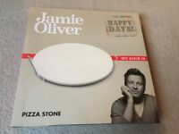 Jamie Oliver pizza stone and rack