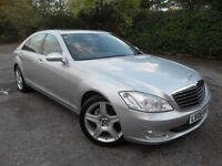 Mercedes-Benz S Class S350 L Saloon Auto Petrol 0% FINANCE AVAILABLE