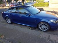 BMW 5 series 525D M SPORT TOP SPEC