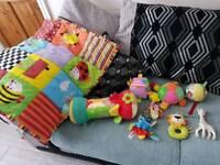 Baby toys bundle unisex