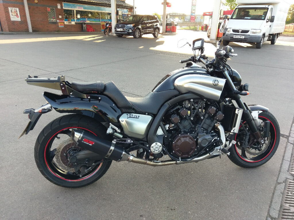 yamaha vmax 1700 gen 2 now reduced in hucknall nottinghamshire gumtree. Black Bedroom Furniture Sets. Home Design Ideas