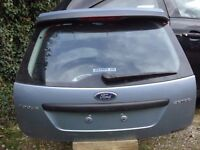Ford Focus, 2005 - 2008, Mk2, Tailgate/Bood Lid, Complete, £50