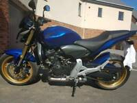 2012 cb600f hornet abs with video